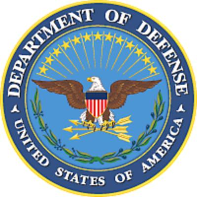 United States Department Of Defense-Logo