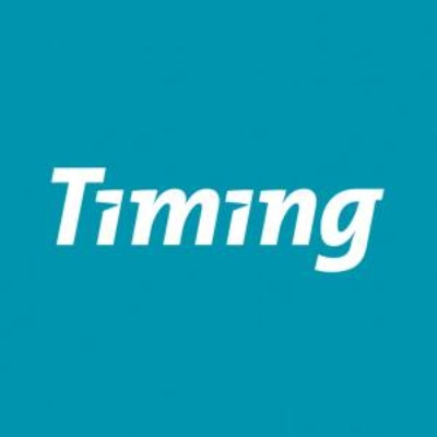 Logótipo - Timing