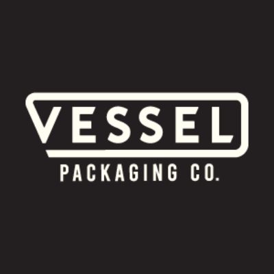 Logo Vessel Packaging Co.
