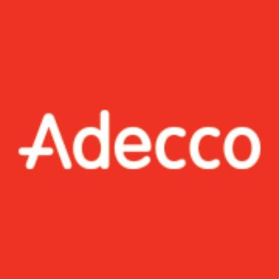logotipo de la empresa Adecco