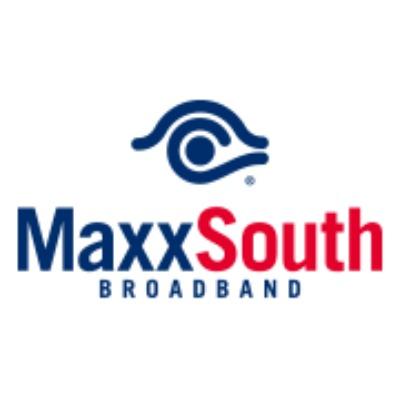 MaxxSouth Broadband logo
