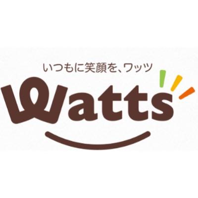 株式会社ワッツのロゴ