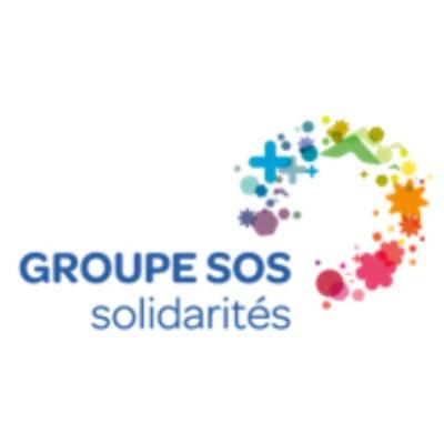Logo Groupe SOS Solidarités