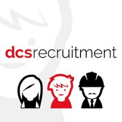 DCS Recruitment logo