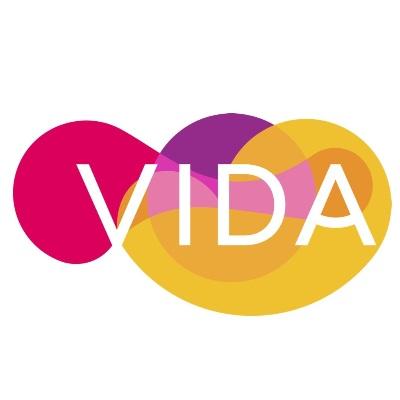 logotipo de la empresa VIDA