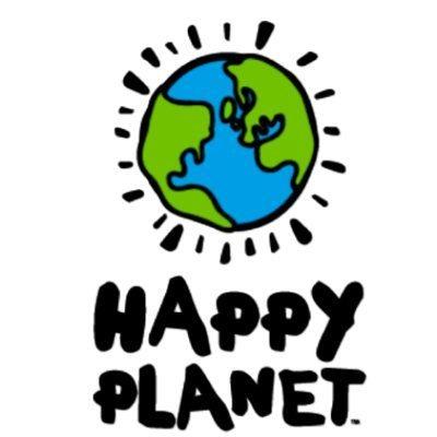 Logo Happy Planet
