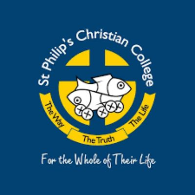 St Philip's Christian College logo