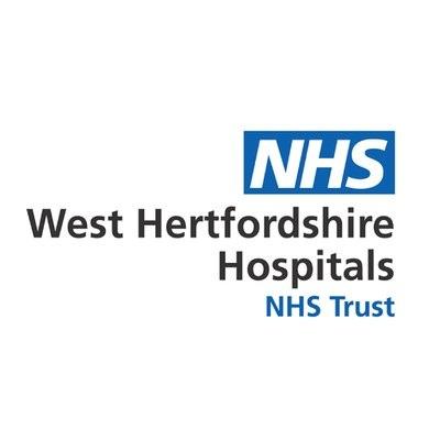 West Hertfordshire Hospitals NHS Trust logo