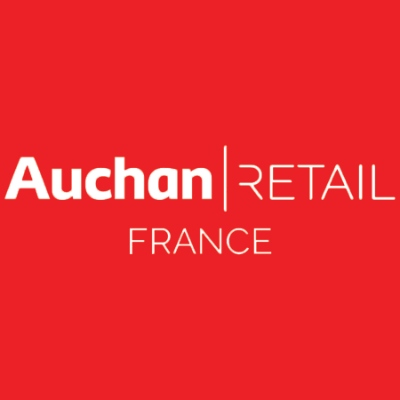 Auchan Retail France logou