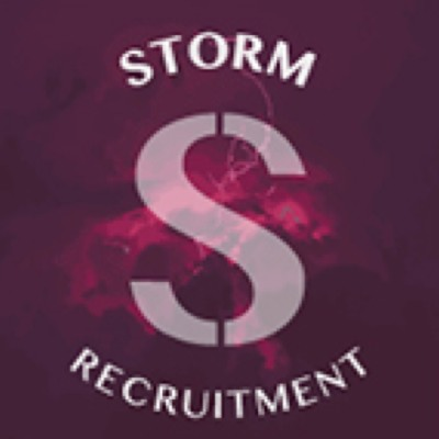 Storm Recruitment logo