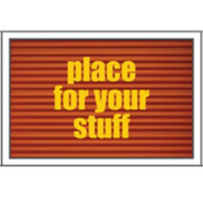 Place For Your Stuff logo