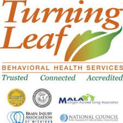 Turning Leaf Residential Rehabilitation Services logo