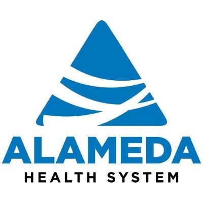 Alameda Health System logo