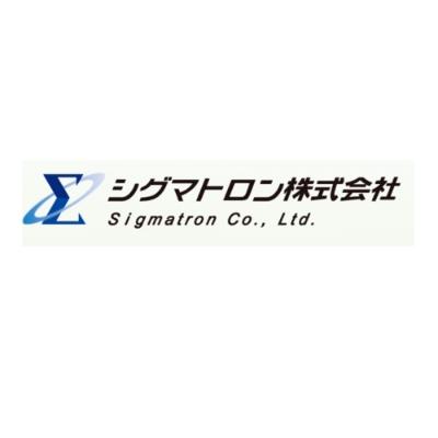 シグマトロン株式会社のロゴ