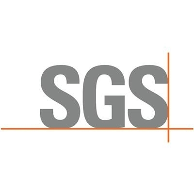 logotipo de la empresa SGS