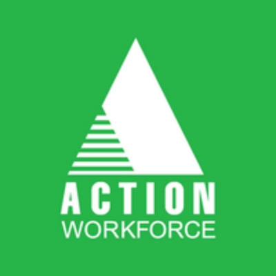 Action Workforce logo