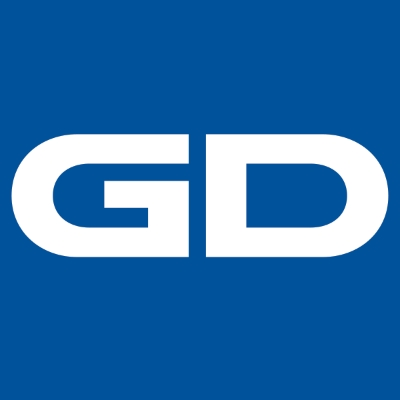 General Dynamics Ordnance and Tactical Systems logo