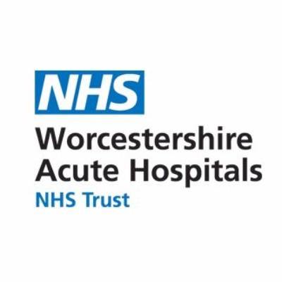 Worcestershire Acute Hospitals NHS Trust logo