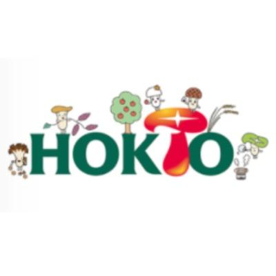 ホクト株式会社のロゴ