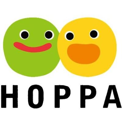 株式会社HOPPAのロゴ