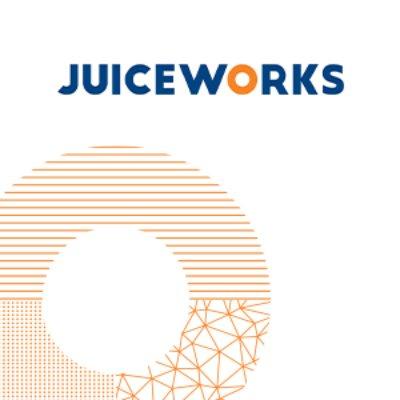 Juiceworks Exhibits logo