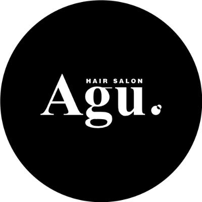 Agu hairのロゴ