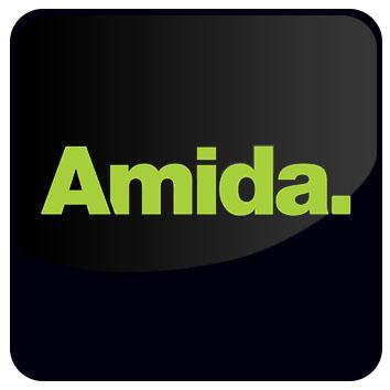 Amida Recruit logo