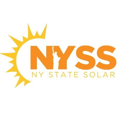 NY State Solar logo