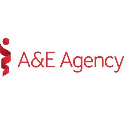 A&E Agency logo