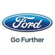 Logo for Ford Motor Company