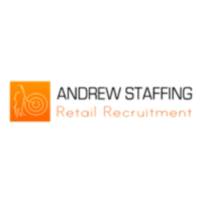 logotipo de la empresa Andrew Staffing