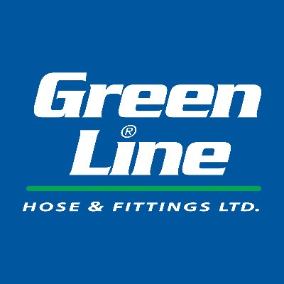 Logo Green Line Hose and Fittings