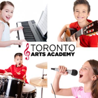 Toronto Arts Academy logo