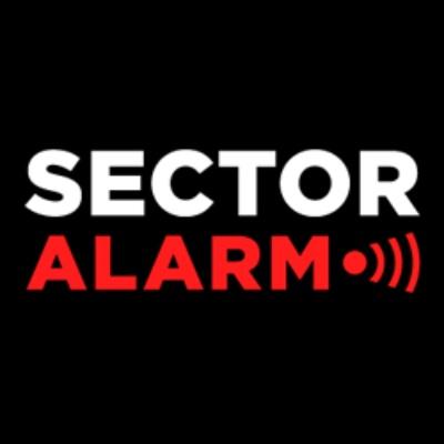 logotipo de la empresa Sector Alarm