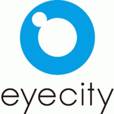 コンタクトのアイシティのロゴ