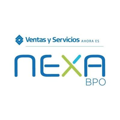 logotipo de la empresa Nexa Bpo
