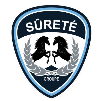 Logo GROUPE SURETÉ INC