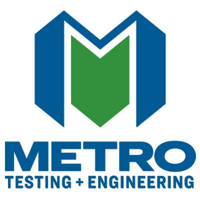 Metro Testing and Engineering logo