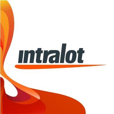 Intralot λογότυπο