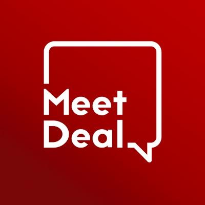 Logo MeetDeal by DisruptDeal
