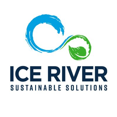 Ice River Sustainable Solutions logo