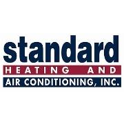Standard Heating & Air Conditioning logo