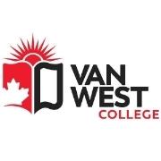 VanWest College logo
