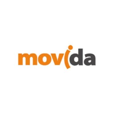 Logotipo - MOVIDA ALUGUEL DE CARROS