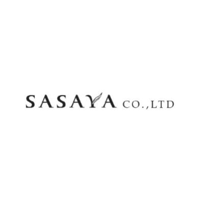 株式会社SASAYAのロゴ