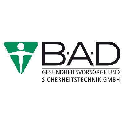 B•A•D Gesundheitsvorsorge und Sicherheitstechnik GmbH-Logo