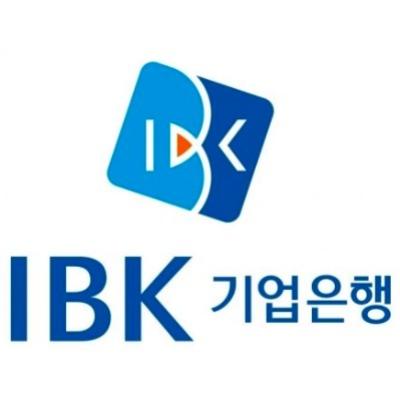 IBK기업은행 logo