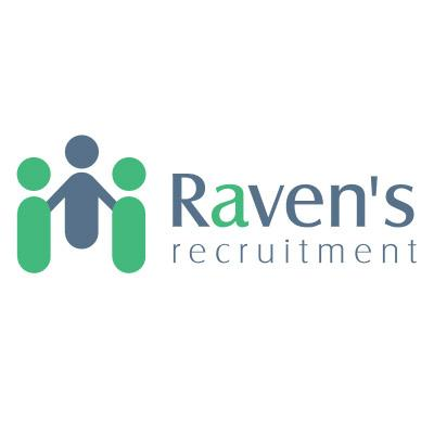 Raven's Recruitment logo
