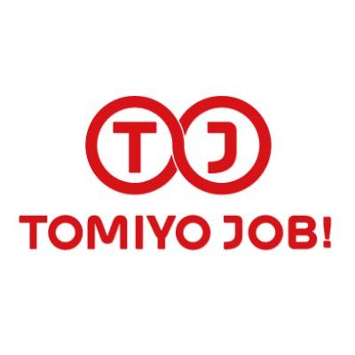 株式会社TOMIYO JOBの企業ロゴ