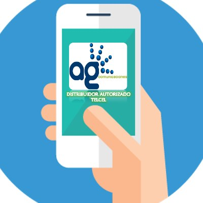 logotipo de la empresa Ag Comunicaciones